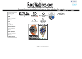 racewatches.com