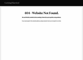 rachael-and-damian.gettingmarried.co.uk