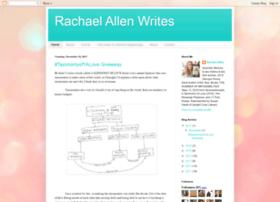 rachaelallenwrites.blogspot.ca