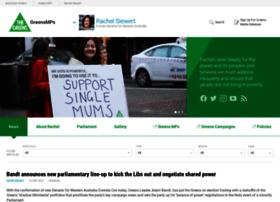 rachel-siewert.greensmps.org.au