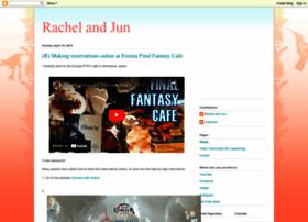 rachelandjun.blogspot.com