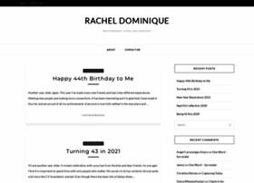 racheldominique.com