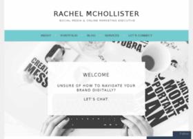 rachelmchollister.com