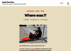 rachelphotodiary.com