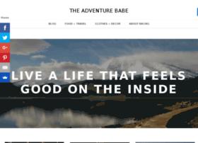 racheltheadventurebabe.com
