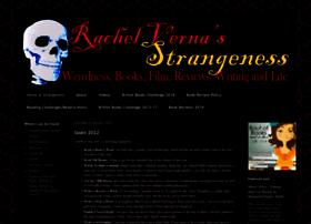 rachelvsweirdness.blogspot.ie