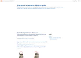 racing-carburetor-motorcycle.blogspot.com