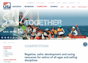 racing.ussailing.org