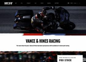 racing.vanceandhines.com