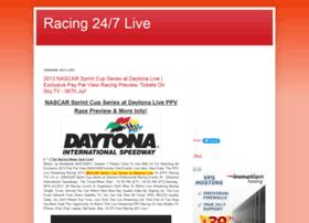 Racing24-7live.blogspot.com