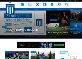 racingclub.com.ar