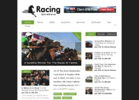 racingdatabase.com