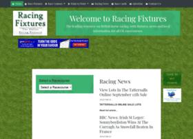 racingfixtures.co.uk