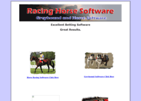racinghorsesoftware.com