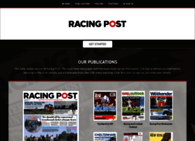 racingpost.newspaperdirect.com