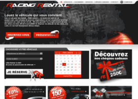 racingrental.com