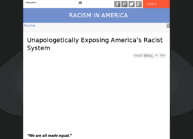 racisminamerica.org