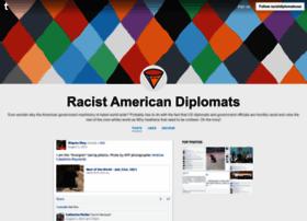 racistdiplomatsusa.tumblr.com