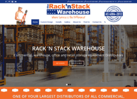 racknstackwarehouse.com.au
