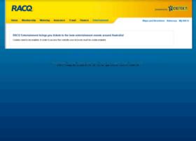 racq.ticketek.com.au