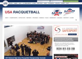 racquetball.teamusa.org
