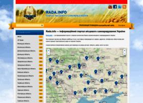 rada.info