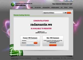 radamantis.ws