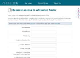 radar.altimetergroup.com