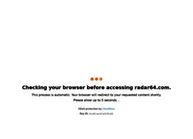 radar64.com
