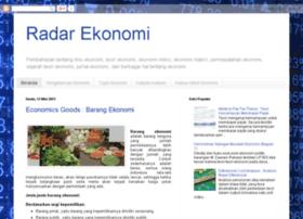 radarekonomi.blogspot.com
