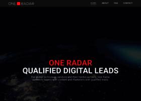 radarone.co.uk