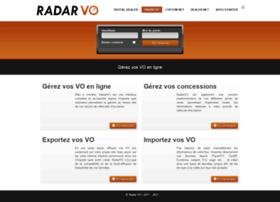radarvo.com