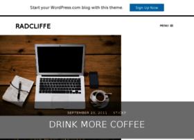 radcliffedemo.wordpress.com