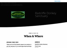 radcliffedonkeys.com