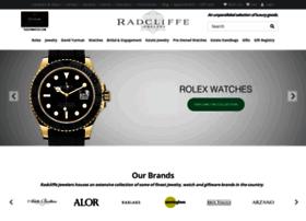 radcliffejewelers.com