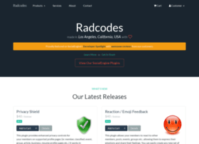 Radcodes.com