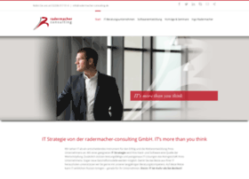 radermacher-consulting.de