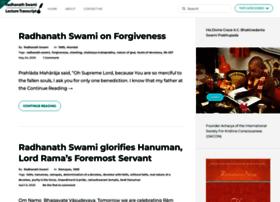 radhanathmaharaj.net