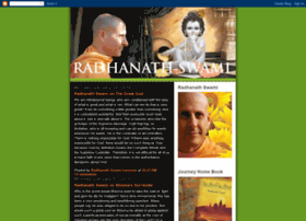 radhanathswami.blogspot.in