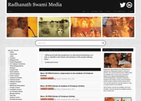 radhanathswamimedia.com