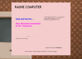 radhecomputer.co.in