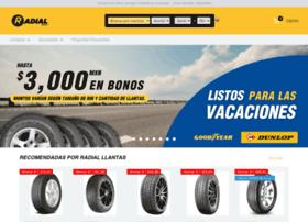 radialllantas.com