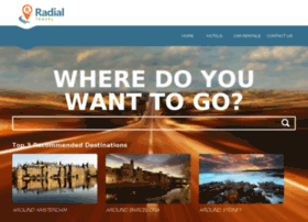 radialtravel.com