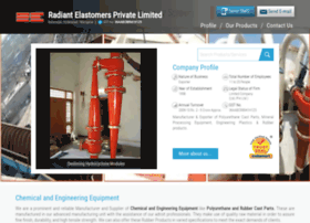 radiantelastomers.com