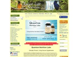 radiantlightnutrition.com