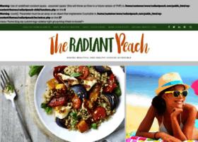 radiantpeach.com