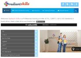 radiantskills.com