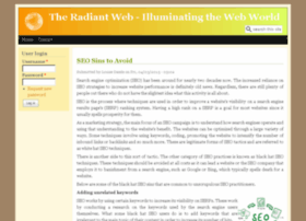 radiantwebsoft.com
