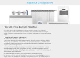 radiateur--electrique.com