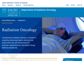 radiationoncology.emory.edu